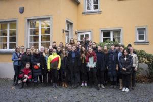 """Studienwoche """"Sinnliche Zugänge"""" der Uni Mainz im HAUS SCHLESIEN"""